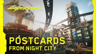 Cartoline da Night City - SUB ITA