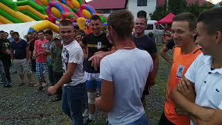 Перший фестиваль в селі Білки