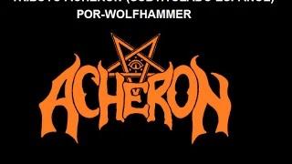 Acheron - Intro 6/Prayer Of Hell (Subtitulos Español)