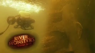 The First Time A Goonch Catfish Was Ever Caught On Camera | River Monsters