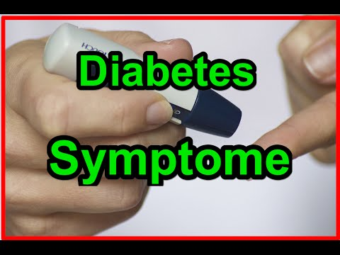 Diabetes Typ 2 Symptome th