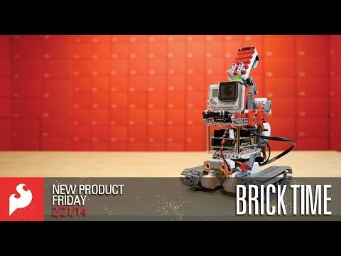 New Product Friday: Brick Time