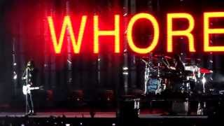 30 Seconds to Mars - Search and Destroy - Live Lucca HD