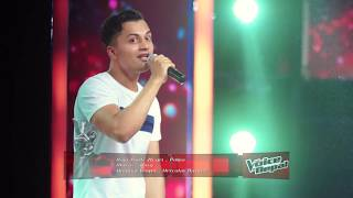 """Raju Pant - """"Tolairahe"""" - Blind Audition - The Voice of Nepal 2018"""