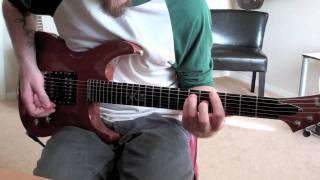 Chevelle - Comfortable Liar (guitar cover)