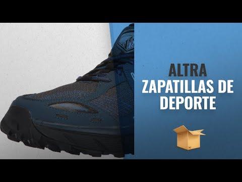 10 Mejores Altra 2018: Altra Men's Lone Peak 3.5 Trail Running Shoe, Blue, 11 D US