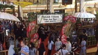 Sediakan Batik dari Berbagai Penjuru Nusantara, Pasar Tiban Dapat Antusias Pengunjung