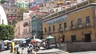 preview picture of video 'guanajuato centro'