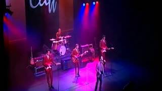 JImmy Jemain and The Rapiers live at Het Isala Theater Holland