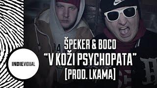 Špeker & Boco ► V koži psychopata [prod. Lkama]