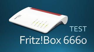 Fritz!Box 6660 Cable mit WLAN 6 AX im Test - das leistet die neue DOCSIS 3.1 FritzBox im Speedtest