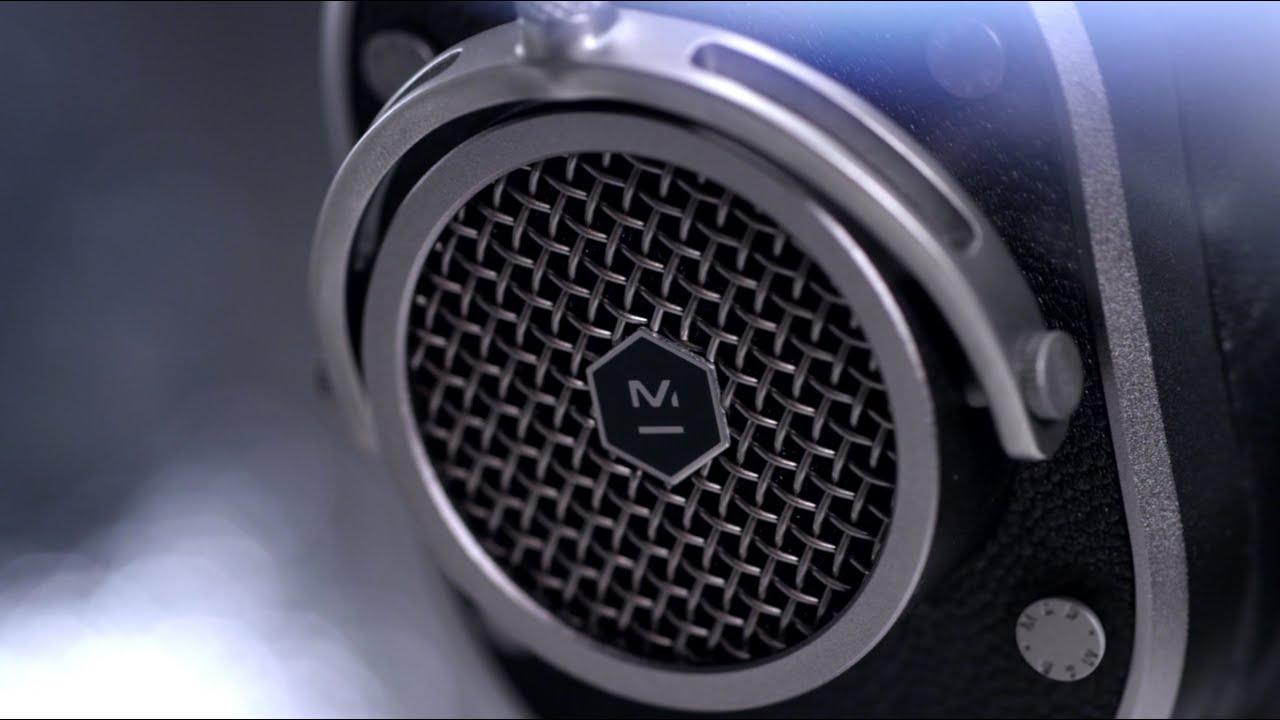 MH40 Over-Ear Headphone (Gunmetal) video thumbnail