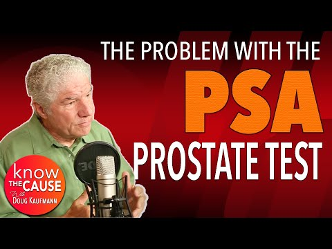 The effects of the removal of prostate tumors