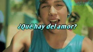 Austin Mahone - What About Love (Letra en Español)