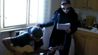 Video David Pillow feat Bringchill - Oficiéééélní zkouška před Slaným.
