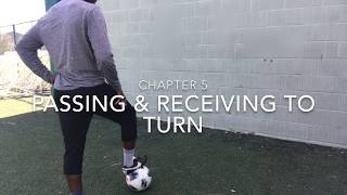 Learn How to Pass & Receive like a Pro| Both Feet
