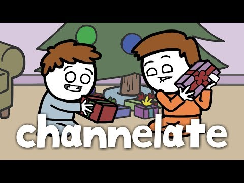 Explosm Presents: Channelate - More Christmas