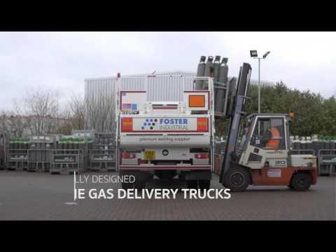 Foster Industrial - Premium Welding Supplier