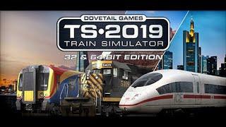 Train Simulator 2019 обзор симулятора 2,7К