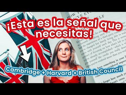 CURSOS GRATIS INGLÉS ONLINE ✌️ + CERTIFICADO HARVARD Y MIT 🎓