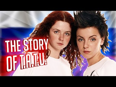 t.A.T.u. - The Story of The Russian Lesbian Pop Group