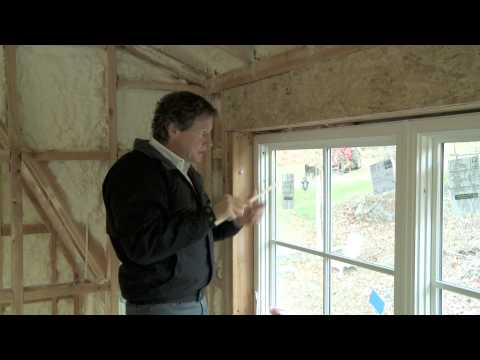 "In the 58th episode of On the Job, Larry Janesky, owner and founder of Dr. Energy Saver helps us understand the importance of sealing the ""shim space"" around door and windows in order to eliminate drafts that make our homes uncomfortable and our heating and cooling bills higher.