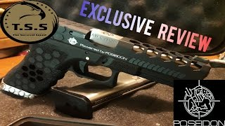 (AIRSOFT) review Glock 17 Armorer Works /Poseidon