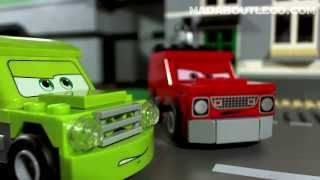 LEGO DISNEY CARS LONDON RACE