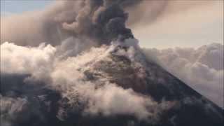 Volcán de Pacaya Escuintla (Historia narrada por El Canche)