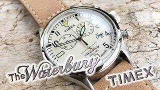 Timex Waterbury Review & Timex History (DEUTSCH / GERMAN) - 4K