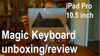 IPad Pro 10.5 Smart Keyboard: Unboxing And Impressions!