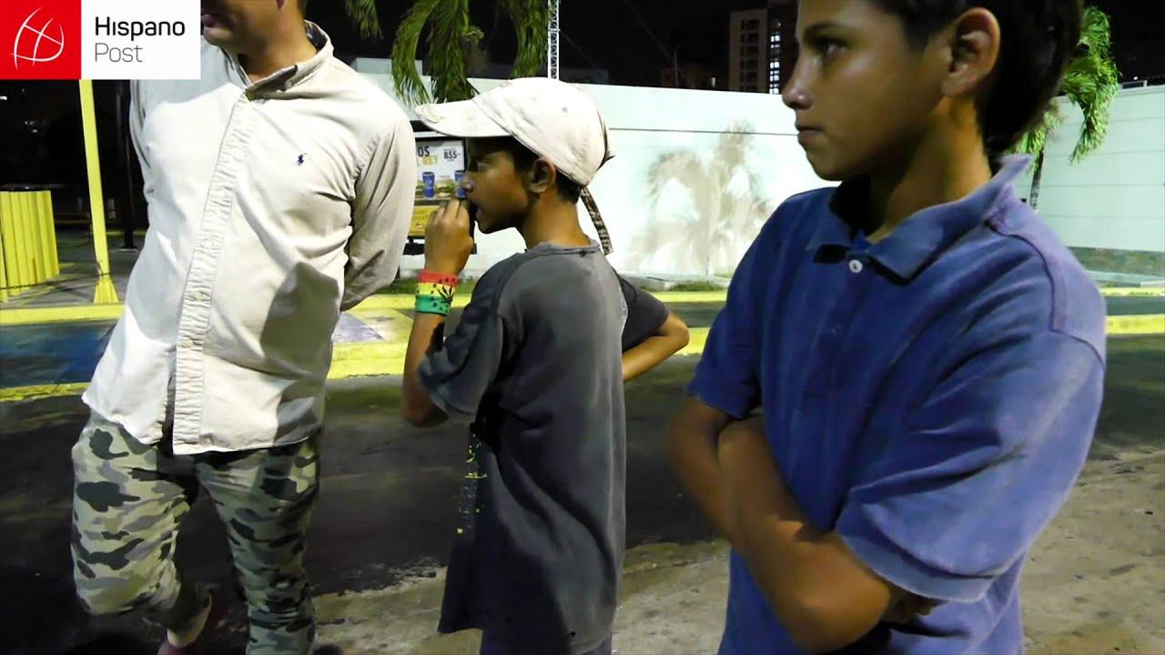 Erradicar los niños de la calle: la promesa más falsa de Hugo Chávez