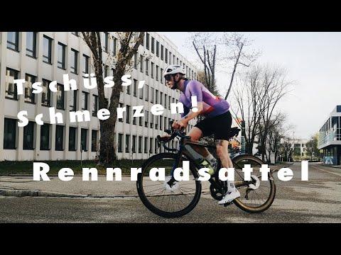 Rennradsattel - Worauf muss man achten? Wieso tut es weh?