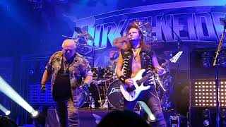 Dirkschneider - Aiming High (Live @ Pakkahuone, Tampere 13.11.2017).mp4