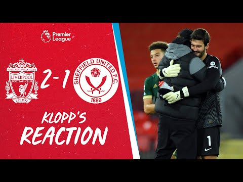 Klopp's Reaction: Alisson's return key decisions & attacking options| Liverpool vs Sheff Utd