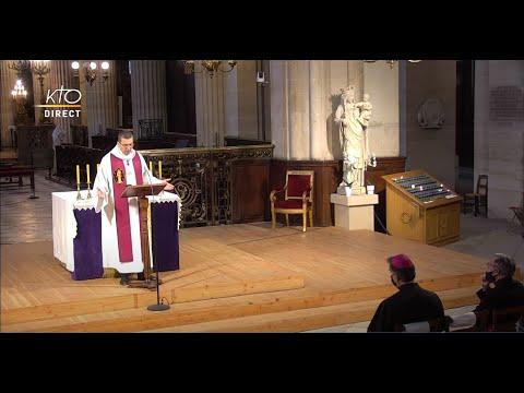 Conférence de Carême de Notre-Dame de Paris: l'homme périmé? sauver le salut.