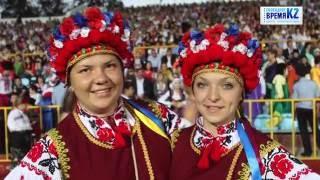 """Украинский культурный центр """"Рiдне слово""""  Караганда"""