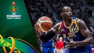 Top 10 Plays - FIBA AfroBasket 2017