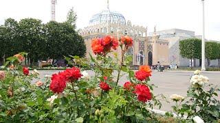 Открытие павильона Казахстан на ВДНХ
