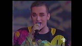 Boy George - Girlfriend - 123JOVANOTTI  - 1988