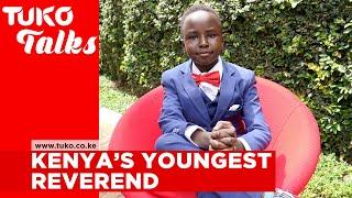 Kenya's youngest Reverend - Victor Githu   Tuko Talks   Tuko TV