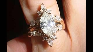Welchen Unterschied Zwischen Einem Verlobungsring Und Den Eheringen
