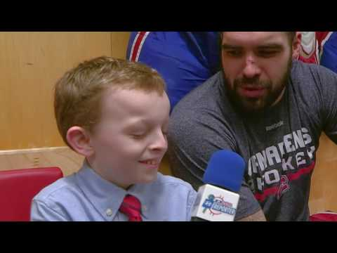 Capital Hyundai - IceCaps Jr. Reporter | Sebastien Carew and David Broll