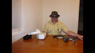 Моё Мнение, Обзор Epson Moverio BT-300 FPV и DJI Goggles при использованием с DJI Mavic Pro