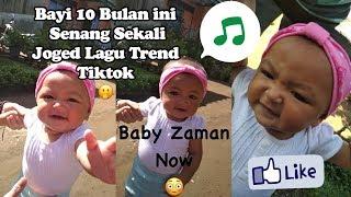 Lagi Syantik ( Siti Badriah ) Bayi Joged Lagu Tiktok | Bayi Zaman Now