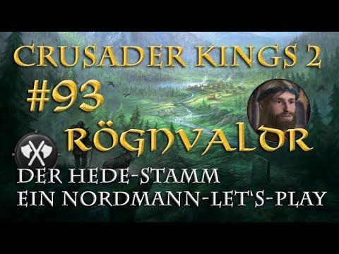 Let's Play Crusader Kings 2 – Der Hede-Stamm #93: Der Weinkelch (Rollenspiel/deutsch)