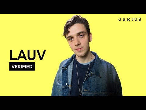 """Lauv """"I Like Me Better"""" Official Lyrics & Meaning 