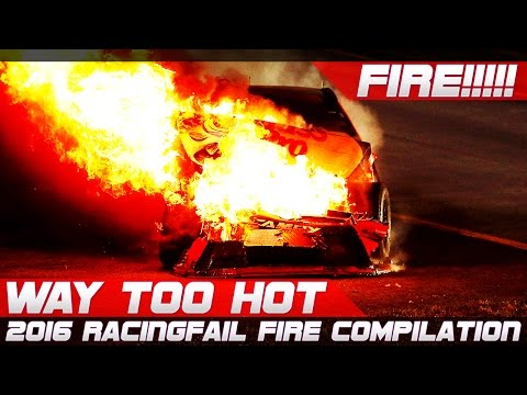 WAY TOO HOT! Best Of Fire Compilation 2016
