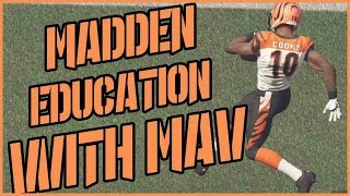 MADDEN BASIC EDUCATION WITH MAV!! - Madden 16 Ultimate Team | MUT 16 PS4 Gameplay