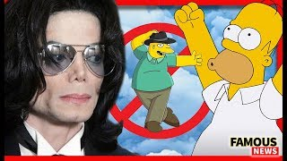 The Simpsons To Remove Michael Jackson Episode From All Platforms | Famous News